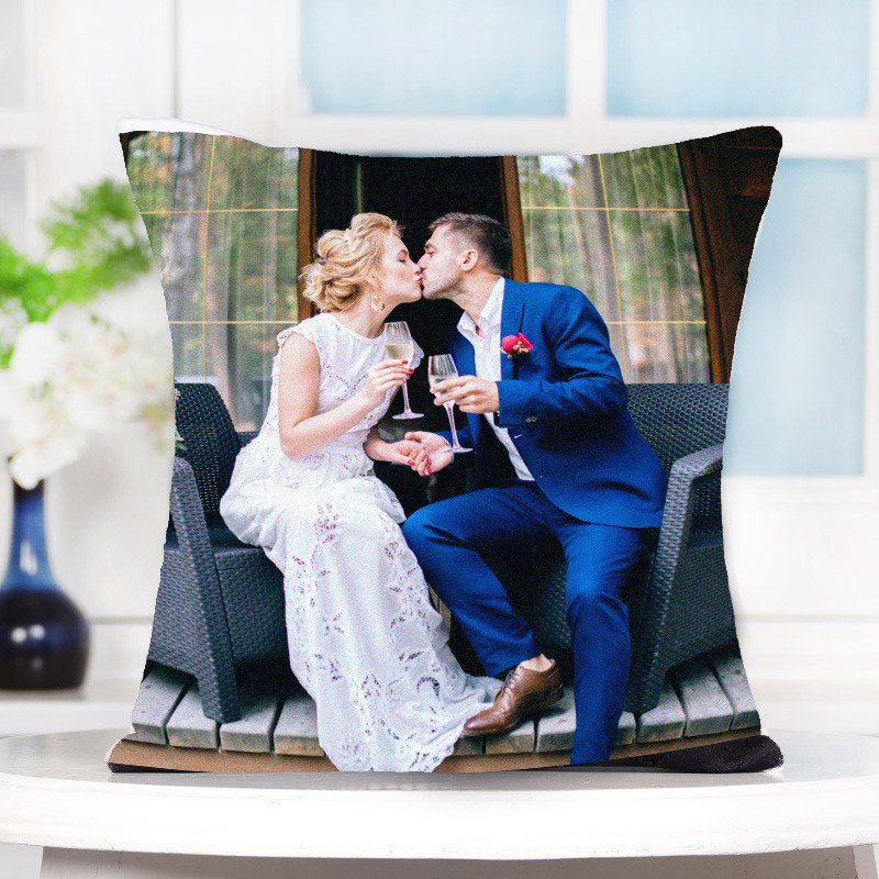 Personalized Love couple Cushion