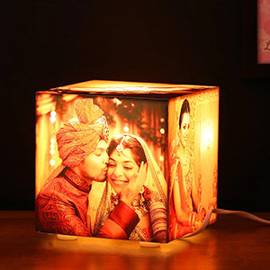 Photo Lamps Gift for Girl