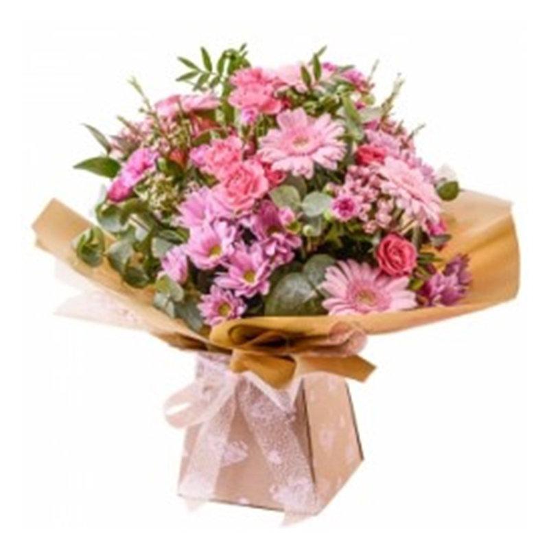 Pink Blooming Beauties