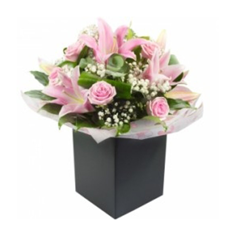 Pink Rush Bouquet