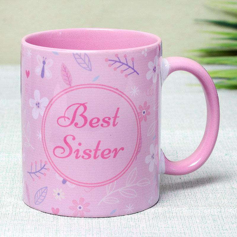 Customised Mug for Sister