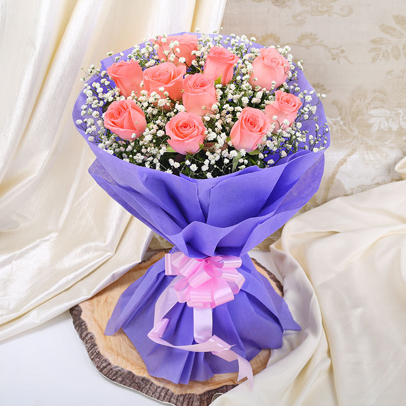 Pink Super Love Bouquet