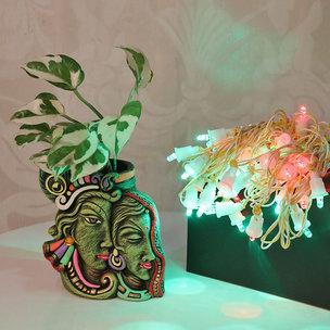 Plant LED Light Gift