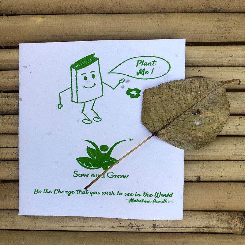 Plantable Diary