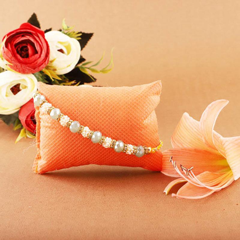 Precious Stone Rakhi