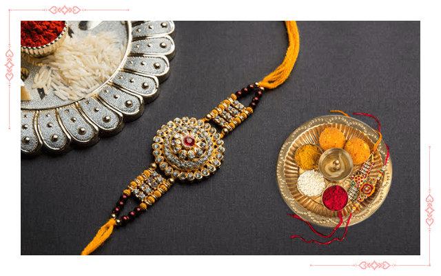 Rakhi Online Delivery | Send Rakhi Gifts Online | Raksha Bandhan Gifts