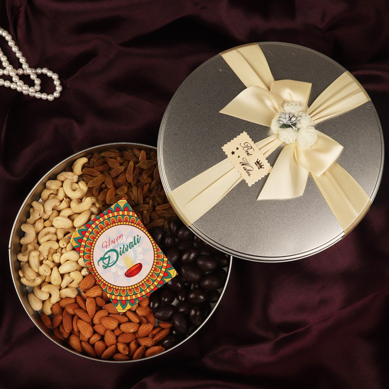Dry Fruit Box Gift for Diwali