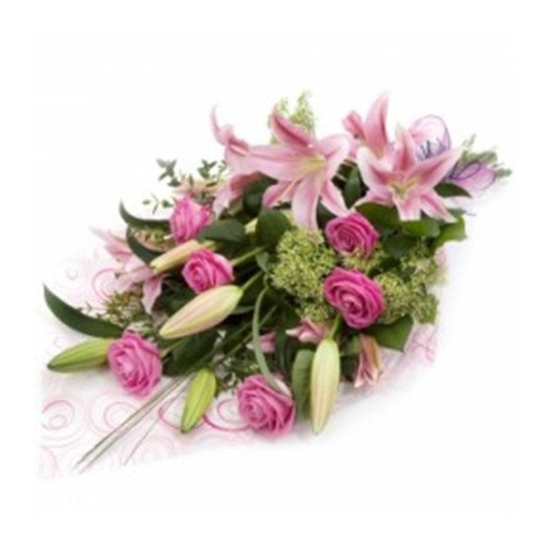 Pretty In Pink Florals