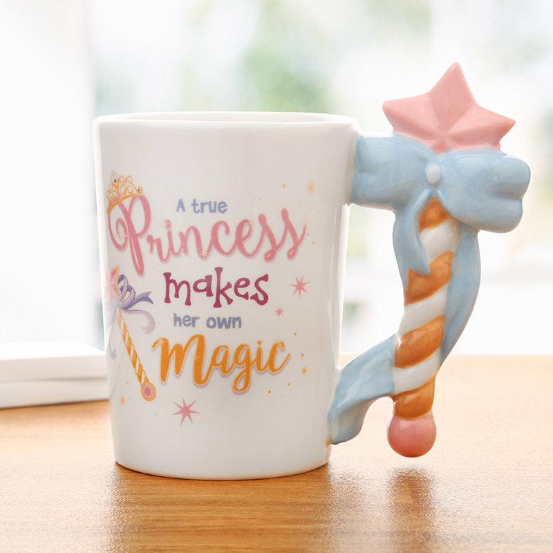 Princess 3D Magic Wand Mug