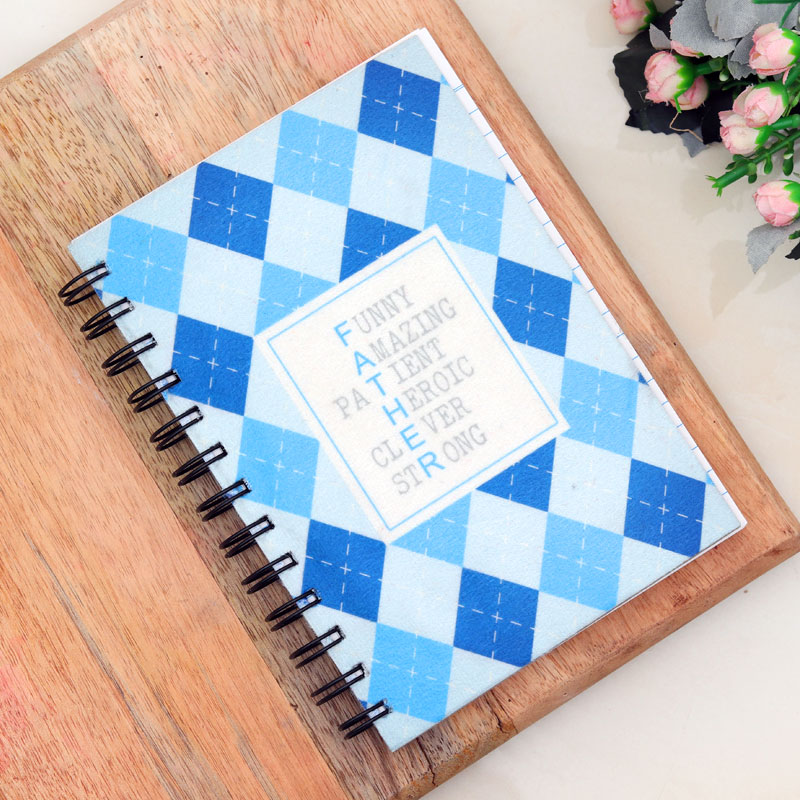 Printed Diary For Father