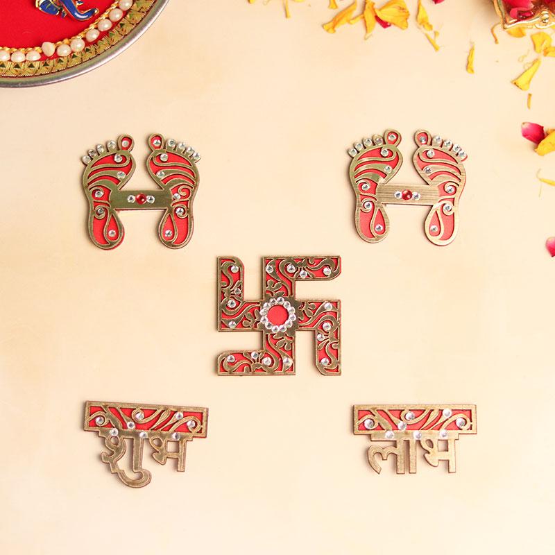 Prosperous Diwali Decoratives - Diwali Gift