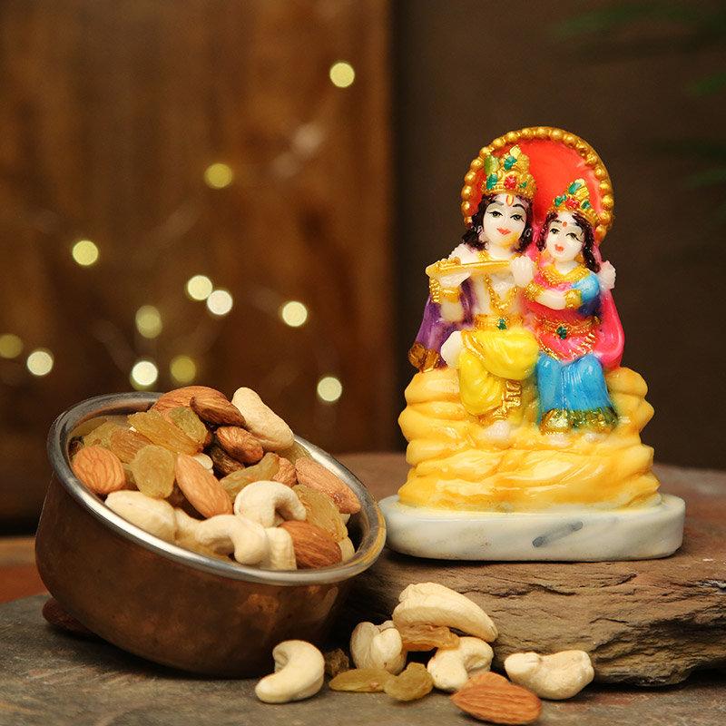 Radha Krishna Combo