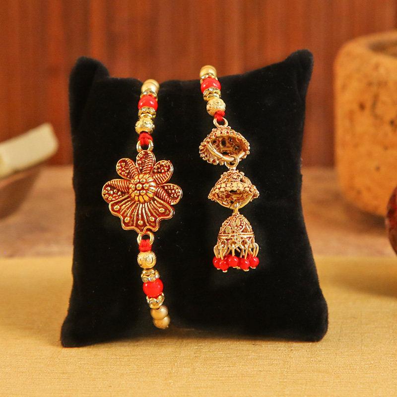 Order Bhaiya Bhabhi Rakhi Online