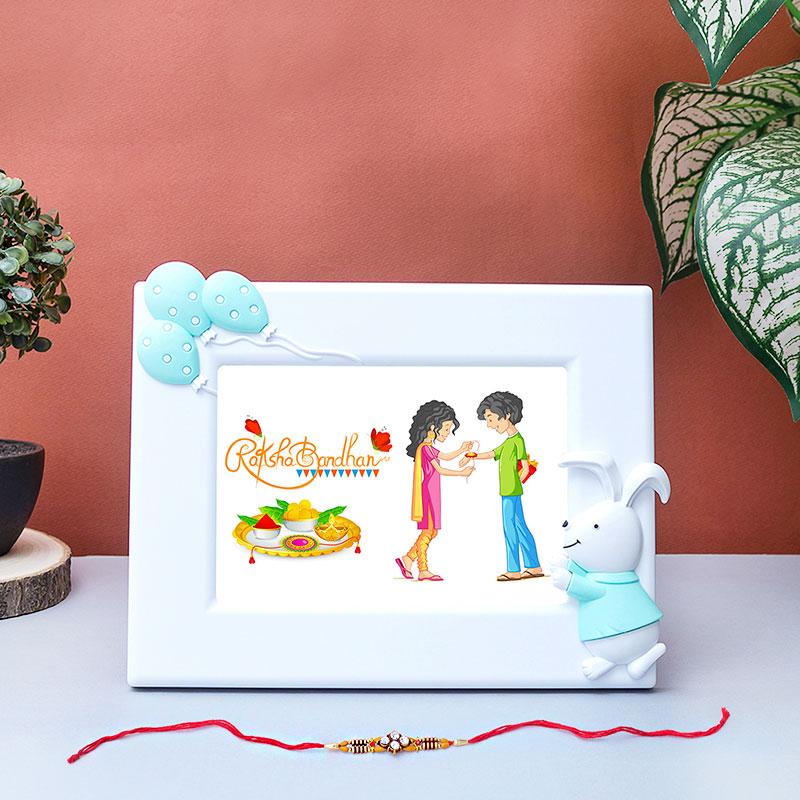 Rakhi Custom Frame