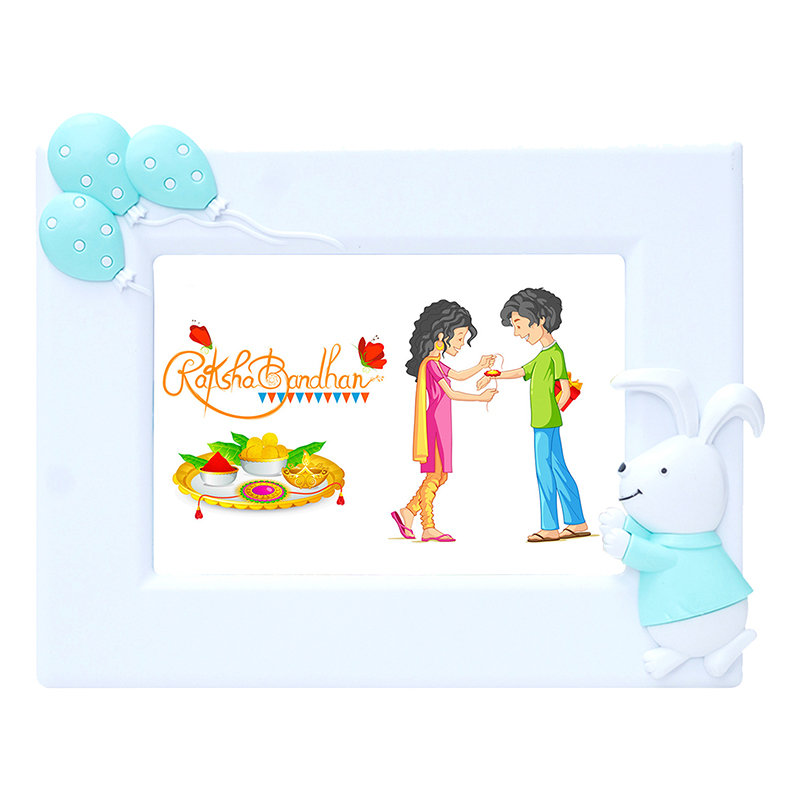 One Personalized Photo Frame