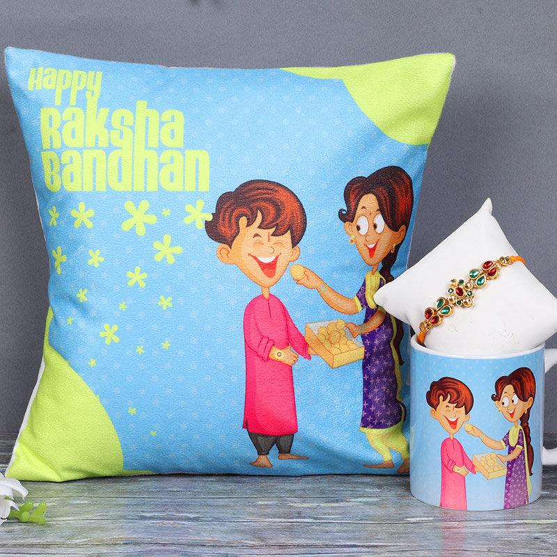 Rakhi Gift Combo
