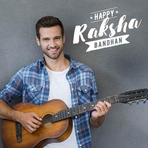 Rakhi Guitar Wishes