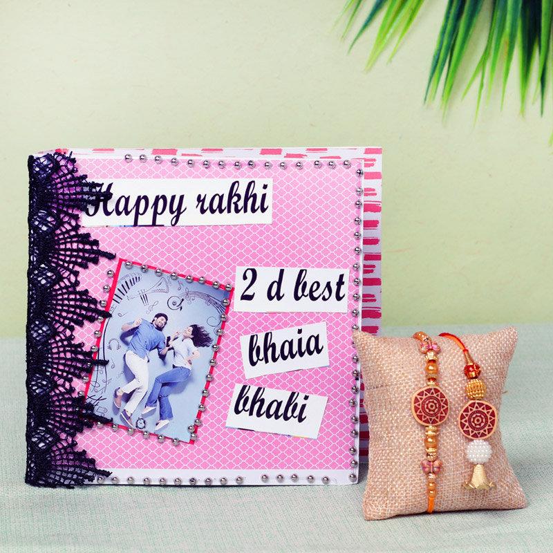 Rakhi Special Memory Book