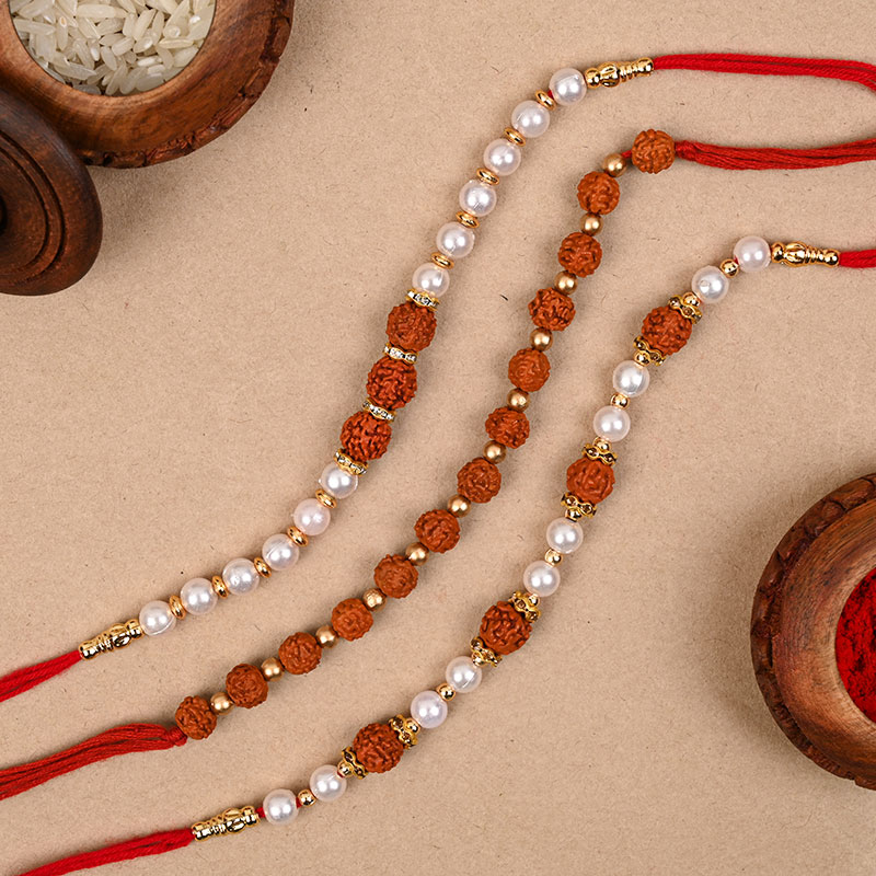 Order Rakhi With Sweets Combo Online