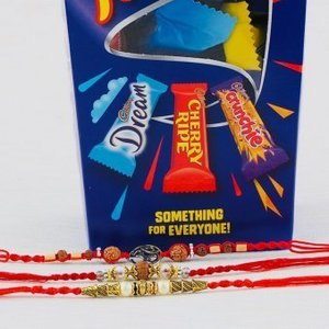 Send Rakhi with Chocolates in Germany