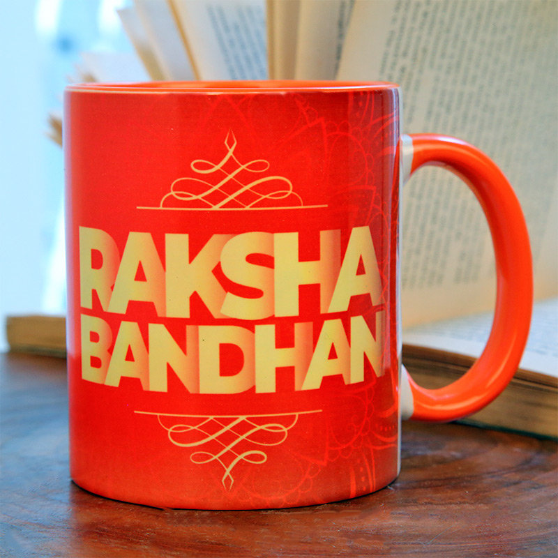 Raksha Bandhan special mug