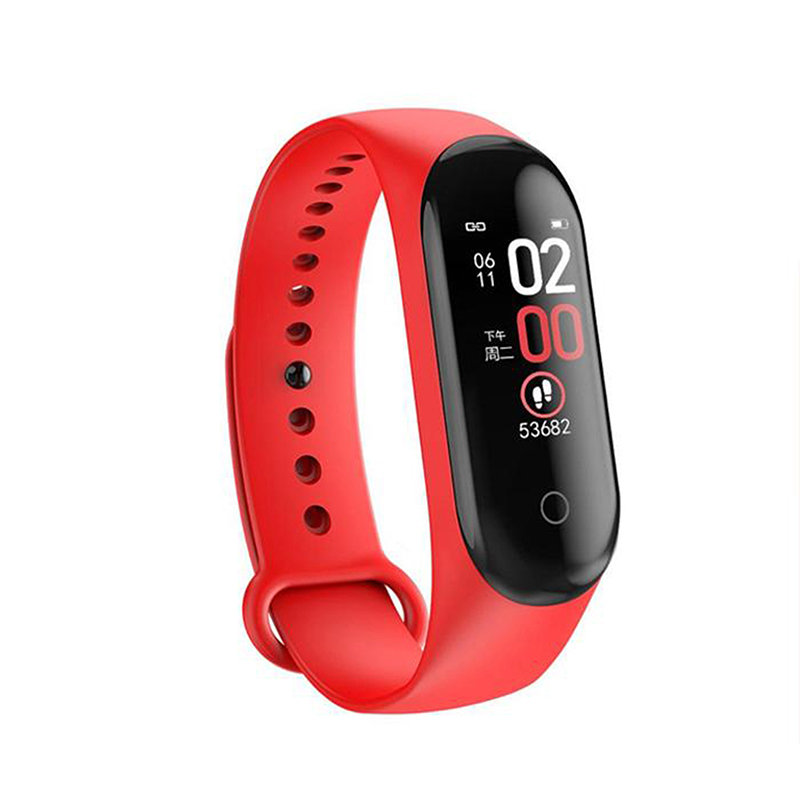 Red Fitness Band