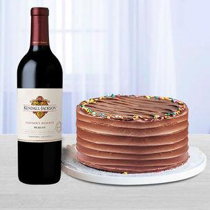 Red Wine N Cake