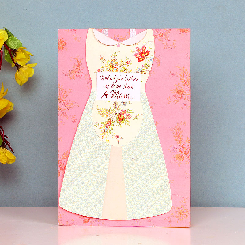 Love Quoted Greeting Card for mom
