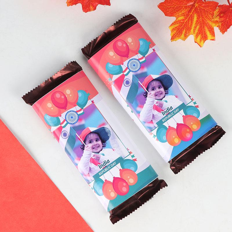 Republic Day Personalised Chocolates