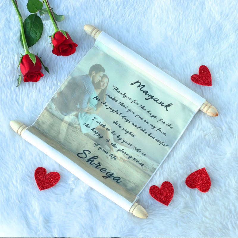 Personalised Love Message Gifts