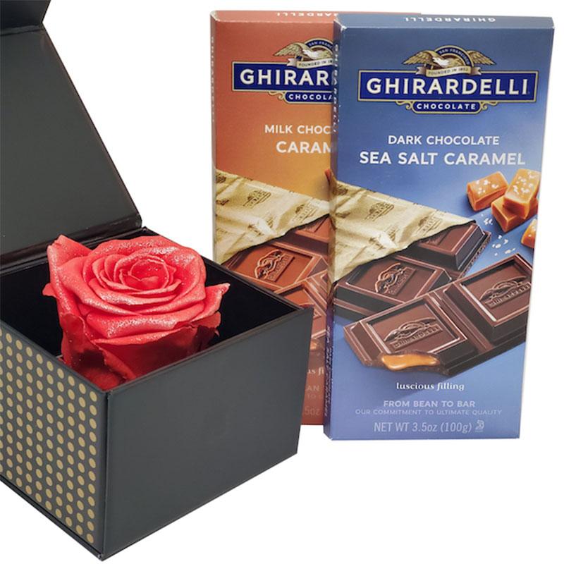 Rose N Chocolates Box