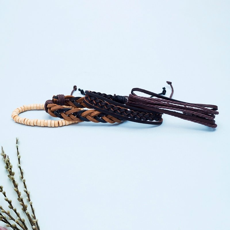 Rugged Unisex Bracelet