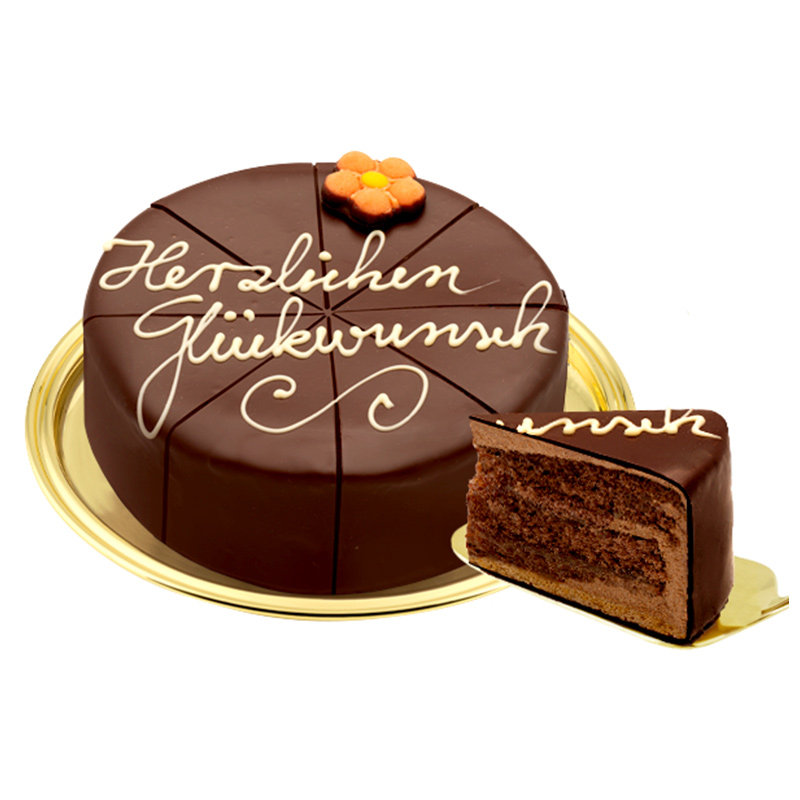 Sachertorte Cake