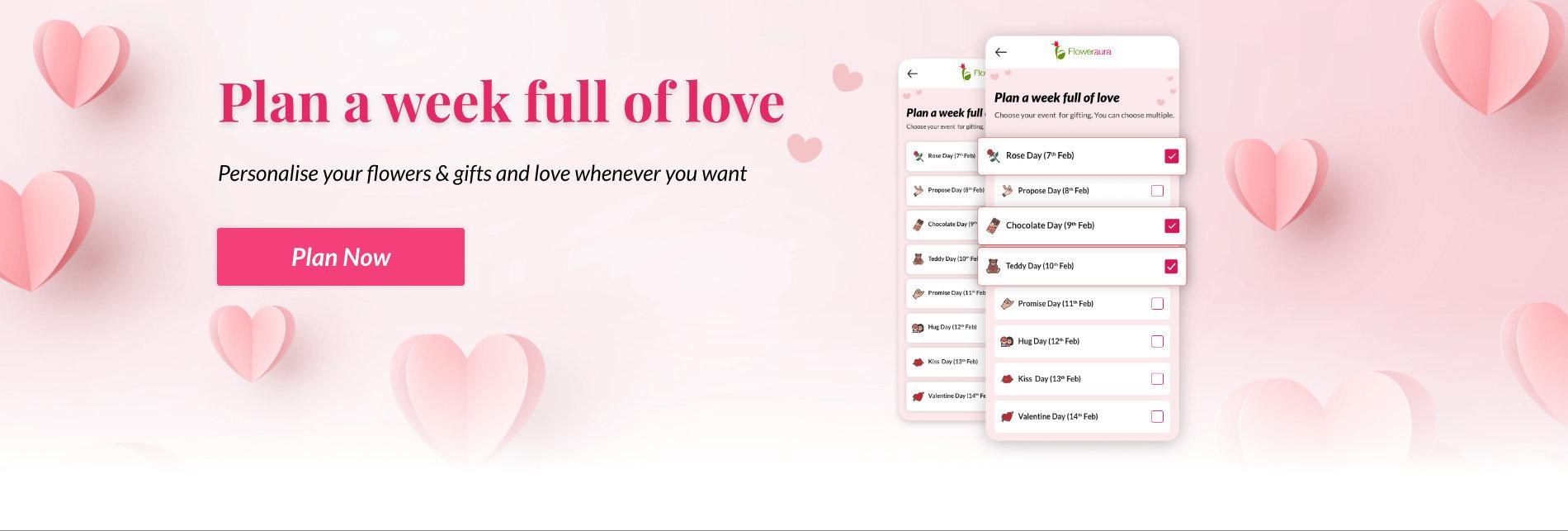 Valentine Serenade