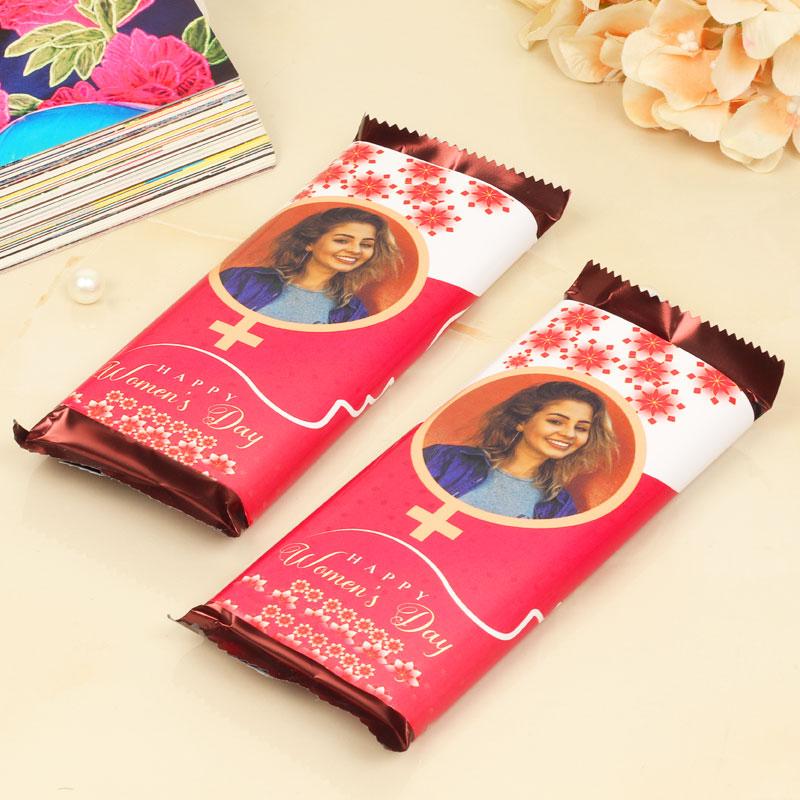 She Customised Chocolates