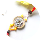 Order Silver rakhi online in India