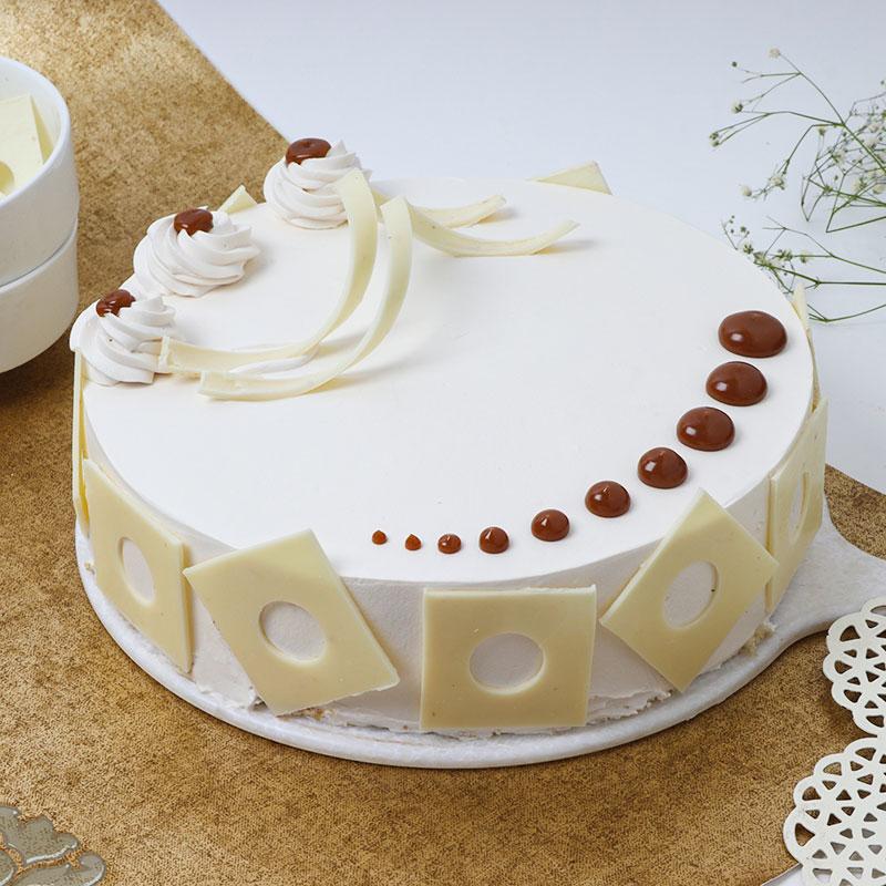 Simply Sinful Butterscotch Cake