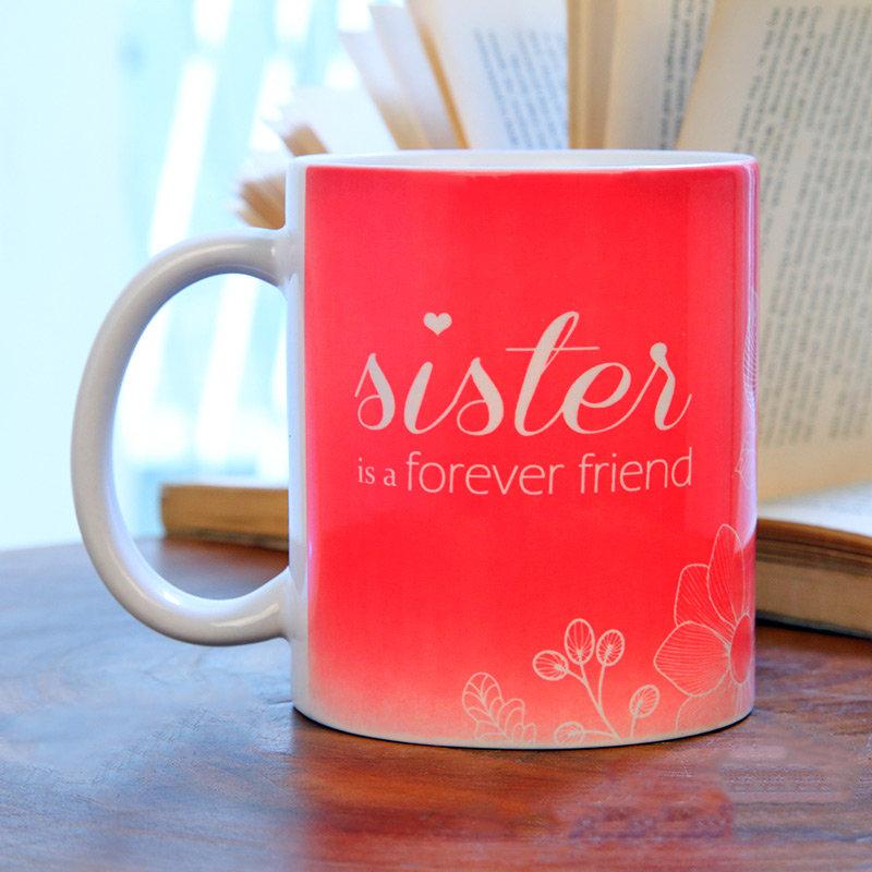 Sis Custom Friend Mug