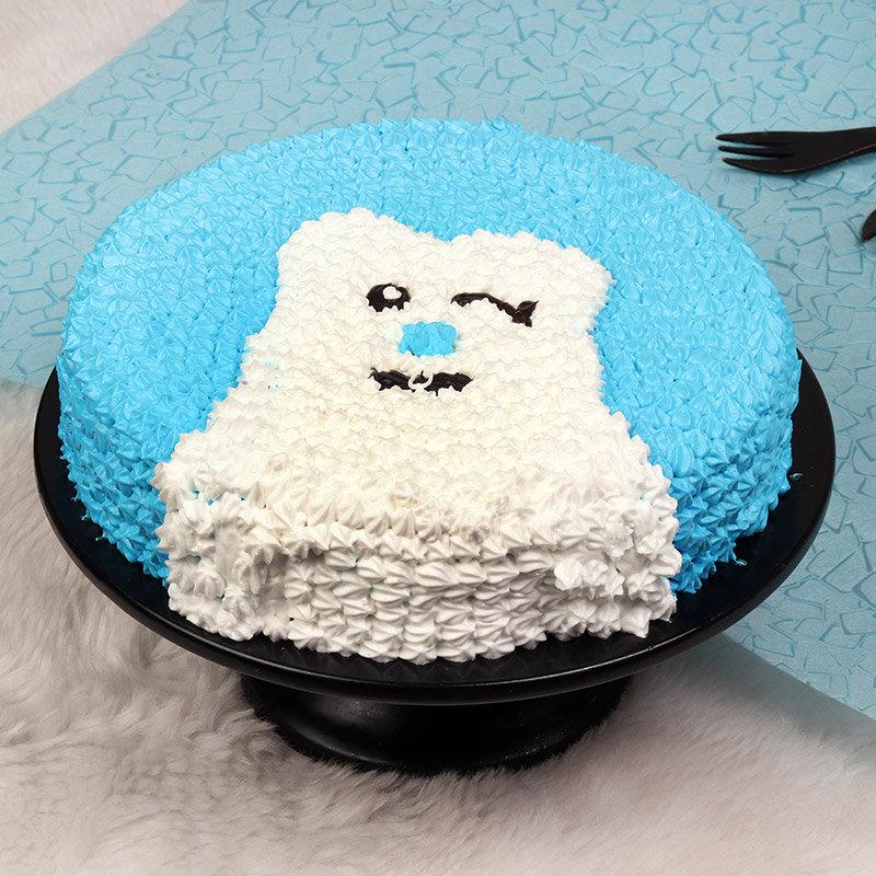 Snowman Designer Cake
