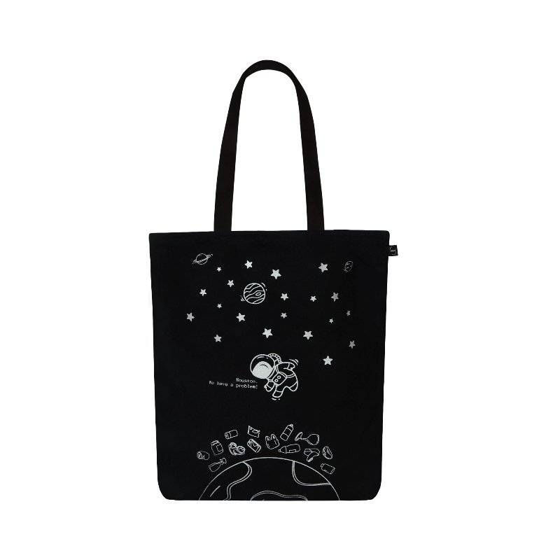 Space Adventures Tote Bag: Houston We Have A Problem Simple Tote Bag