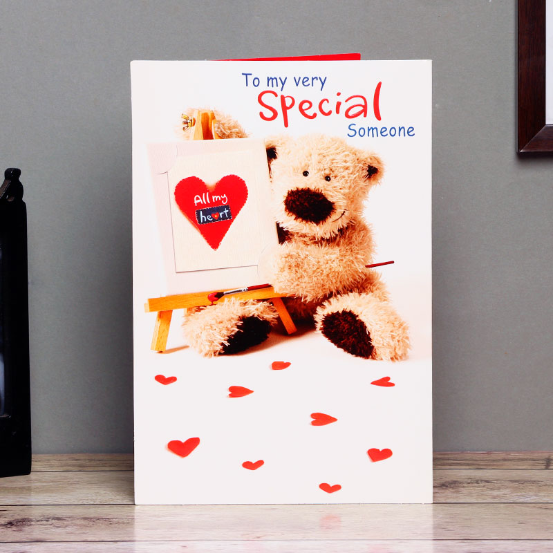 Love Card for Special One