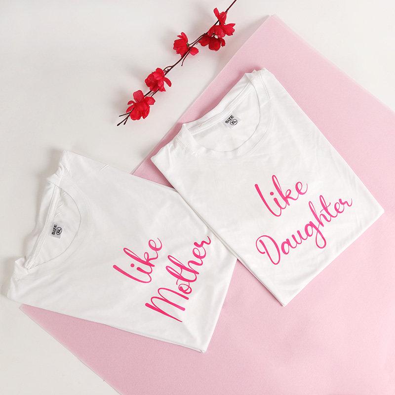 pirited Mother Daughter Tshirts