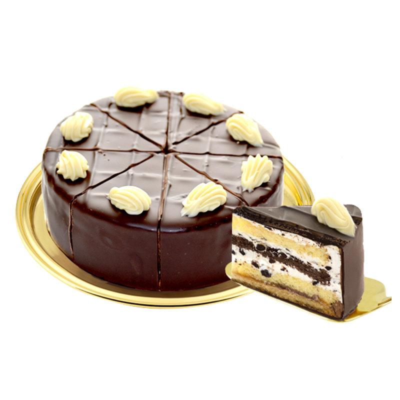 Stracciatella Chocolate Gateau