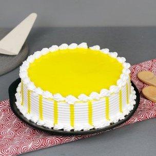 Half Kg Butter Scotch Cake