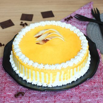 Butterscotch Reverie - A butterscotch cake