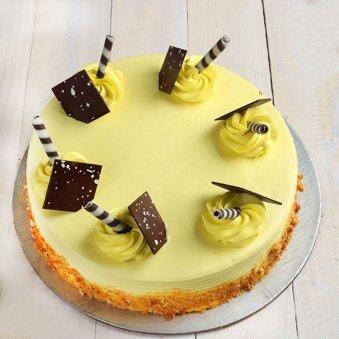 Satiating Butterscotch Cake 1/2 Kg