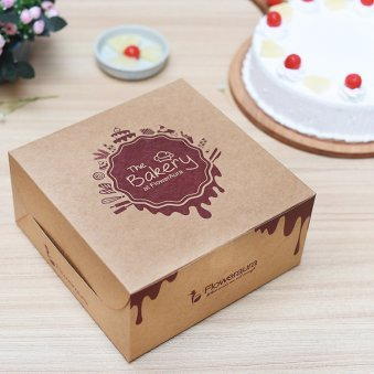Pineapple Cake in a Box