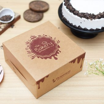 German Black Forest Cake in a Box
