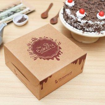 Choco Black Forest Cake in a Box