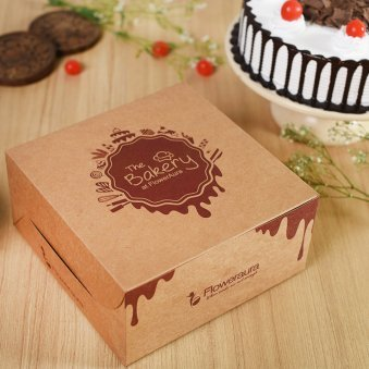Luscious Black Forest Cake in a Box